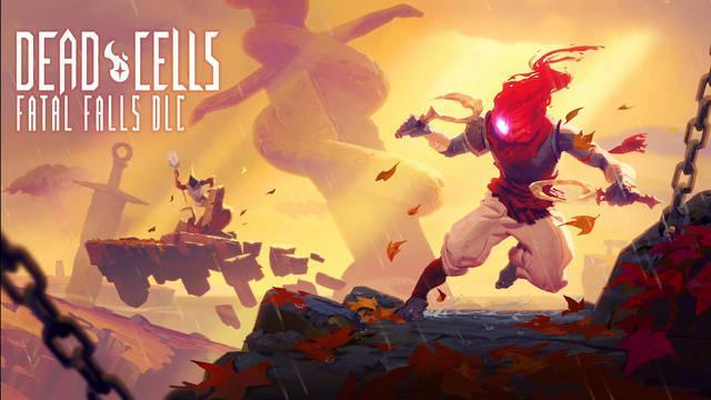 Fatal Falls, DLC de Dead Cells, ya está disponible