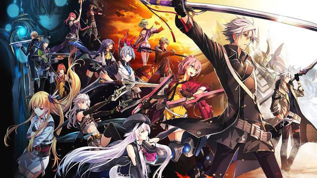 The Legend of Heroes: Trails of Cold Steel IV llegará a Switch el 9 de abril