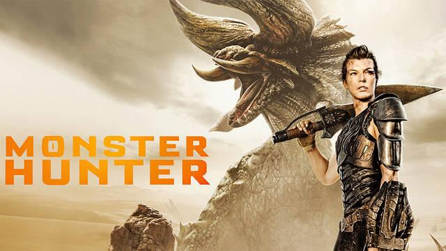 La película de Monster Hunter retrasa su estreno en España al 26 de marzo
