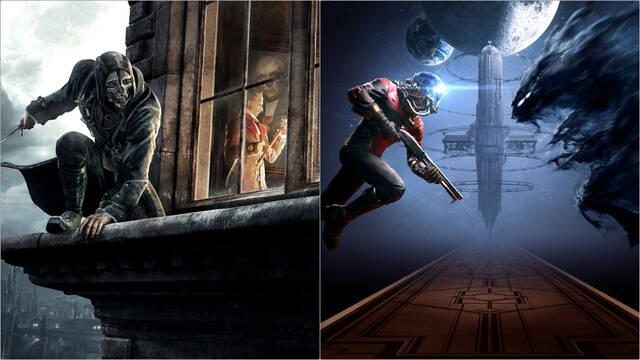 Arkane Dishonored Prey nuevo juego fantasía