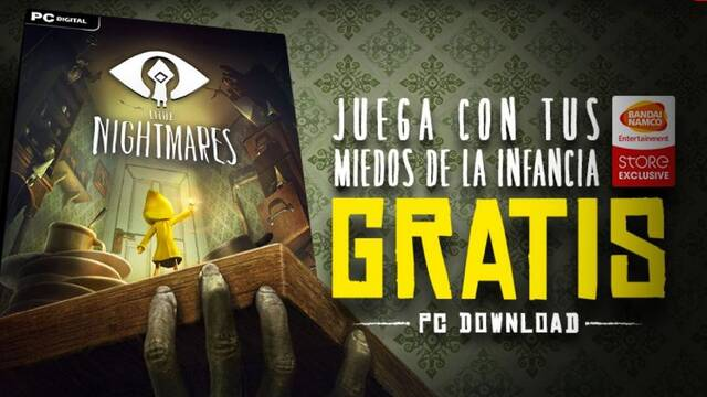 Little nightmares descargar gratis pc steam