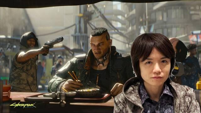 Masahiro Sakurai y los reembolsos de Cyberpunk 2077