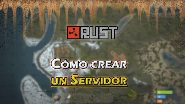 Rust: ¿Cómo crear un servidor privado? Paso a paso