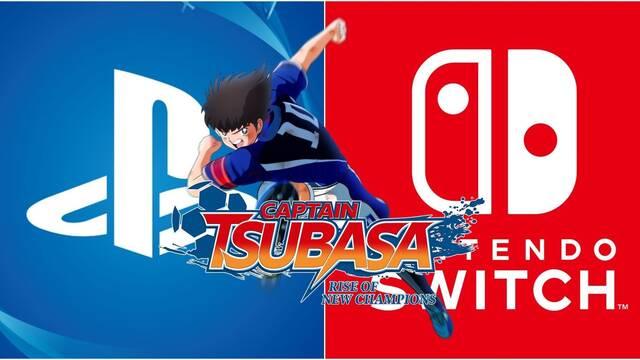 Captain Tsubasa: Rise of New Champions tiene una demo disponible en PS4 y Switch