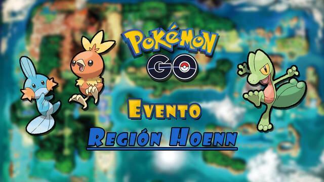 Pokémon GO: Evento región de Hoenn; fechas y todos los detalles