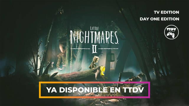 Little Nightmares 2 TTDV reservar PC Switch PS4 Xbox One