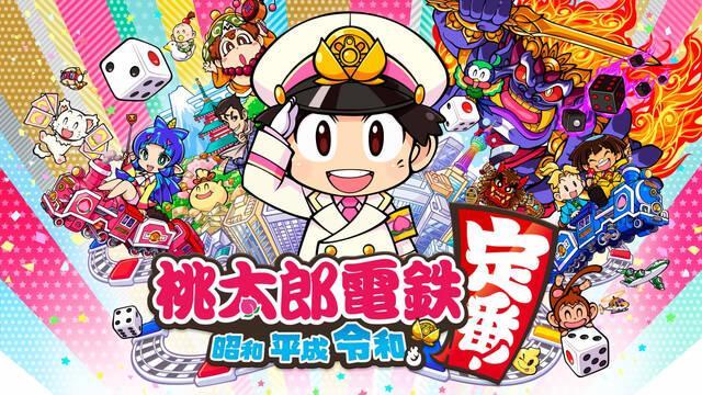 Momotaro Dentetsu vuelve a ser el juego más vendido de la semana en Japón