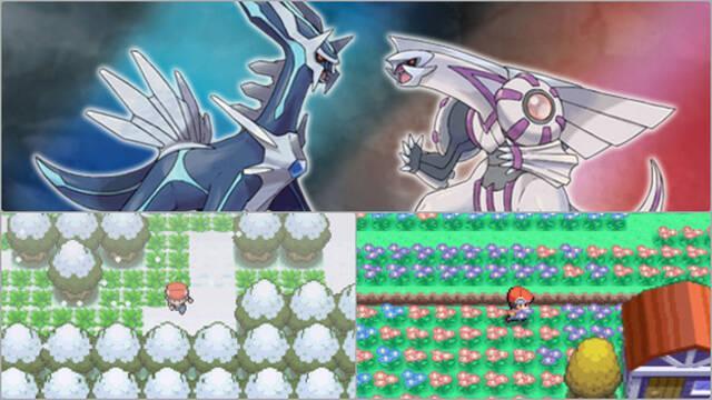 Pokémon Diamante Perla Remakes Nintendo Switch fecha de lanzamiento rumor