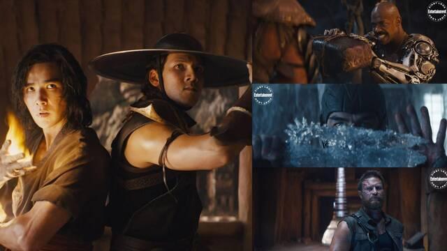 Mortal Kombat: Se muestran las primeras imágenes de su nueva película