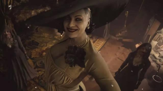 La 'vampiresa' de Resident Evil 8: Village conquista las redes sociales