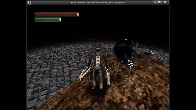 Bloodborne en PlayStation 1