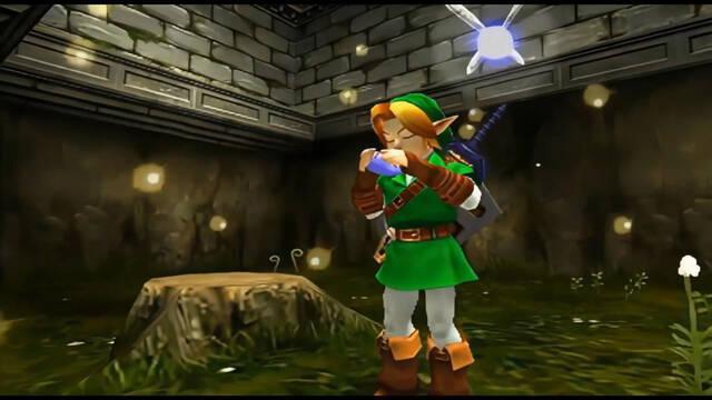 Así luciría The Legend of Zelda: Ocarina of Time en una remasterización para Switch