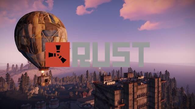Rust es un éxito en Twitch y Steam