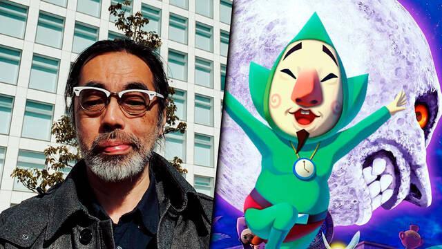 Takaya Imamura deja Nintendo, creador de Tingle
