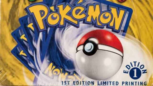 Pokémon JCC venta primera edición por 400.000 dólares