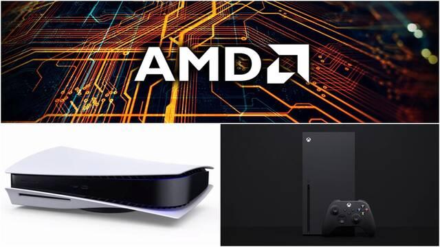 AMD quiere fabricar más chips para PS5 y XSX