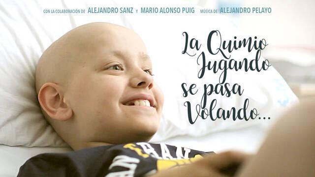 Un documental de Juegaterapia demuestra que jugar ayuda a sanar a los niños con cáncer