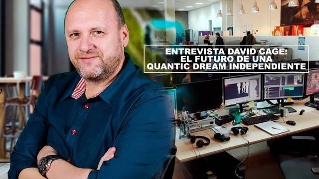 Entrevista David Cage: El futuro de una Quantic Dream independiente