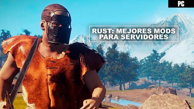 Rust: Mejores mods para servidores - Top 5