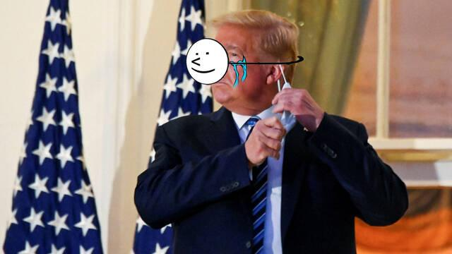 Donald Trump expulsado de Twitch indefinidamente