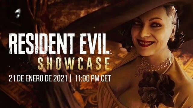 Presentación Resident Evil Showcase directo gameplay RE8