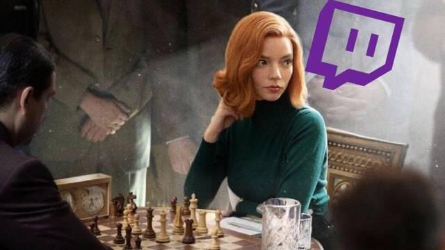 El ajedrez lo peta en Twitch