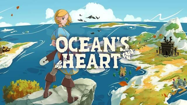 Ocean's Heart disponible en Steam y en GOG