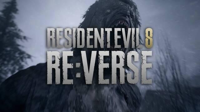 Se filtra Resident Evil Re:Verse, un modo multijugador de Resident Evil 8 Vilage.