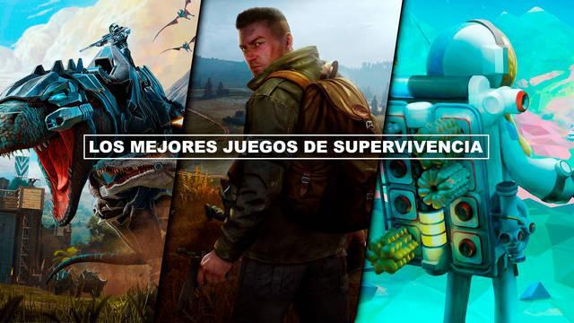 Los mejores juegos de supervivencia