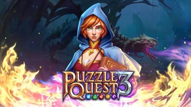 Puzzle Quest 3 llegará en 2021 a PC, iOS y Android.