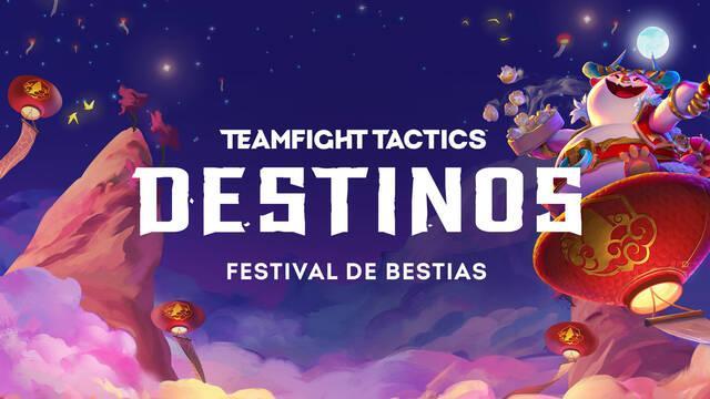 TFT: Gran actualización Festival de bestias; nuevos campeones, atributos y más