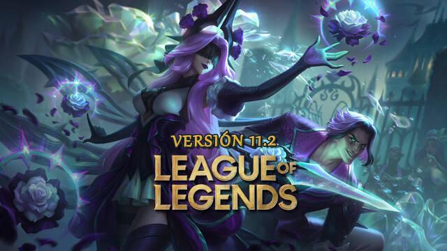 League of Legends v11.2: Llega Viego, ajustes de campeones y cambios a objetos