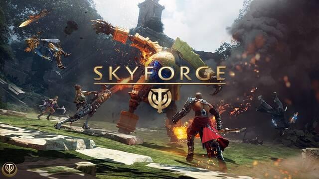 Skyforge presenta la clase Slayer en Switch
