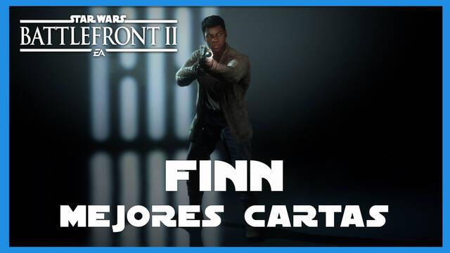 Finn en Star Wars Battlefront 2: mejores cartas y consejos