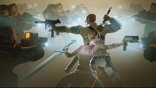 Revolver BioWare artes conceptuales cancelado