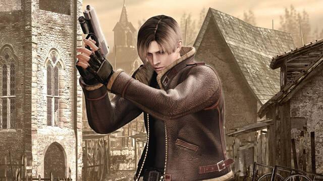 Resident Evil 4 Remake habría visto reiniciado su lanzamiento.