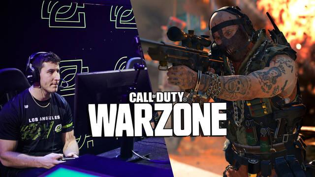 COD Warzone se incluirá en los e-sports de Call of Duty League este 2021