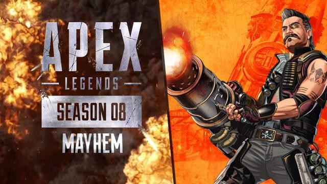 Apex Legends - Temporada 8: El nuevo tráiler hace explotar Cañón de los Reyes