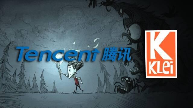 Tencent adquiere Klei Entertainment.