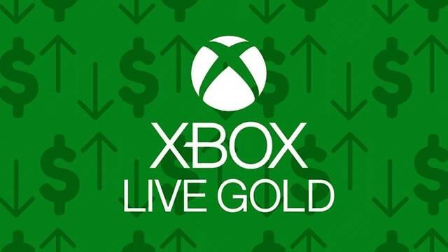 Xbox Live Gold no subirá de precio finalmente.