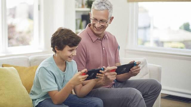 Un estudio apunta a que Switch está expandiendo el mercado de consolas.