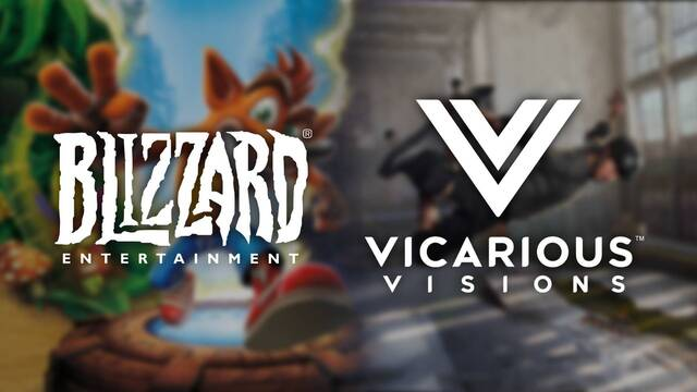 Blizzard absorbe Vicarious Visions.