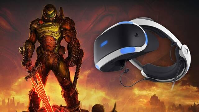id Software está trabajando en un nuevo juego VR.