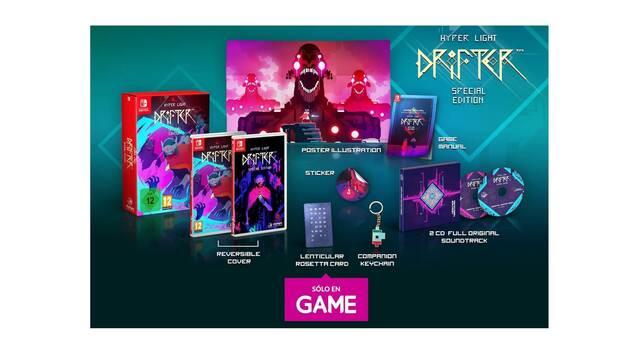 Hyper Light Drifter: Special Edition en GAME