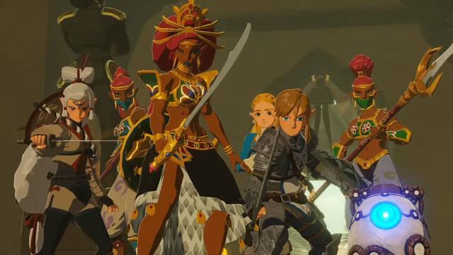 Hyrule Warriors: La era del cataclismo ya ha vendido 3,5 millones de unidades.