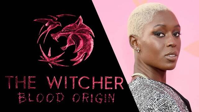 Jodie Turner-Smith será Éile en The Witcher: Blood Origin.
