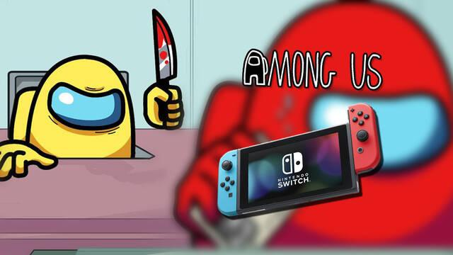 Among Us vende más de 3 millones de copias en Nintendo Switch