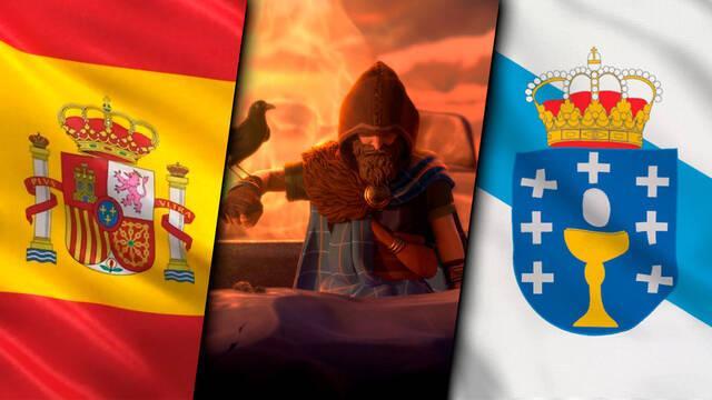 The Waylanders en español y gallego