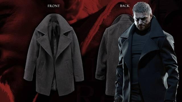 La chaqueta de Chris Redfield