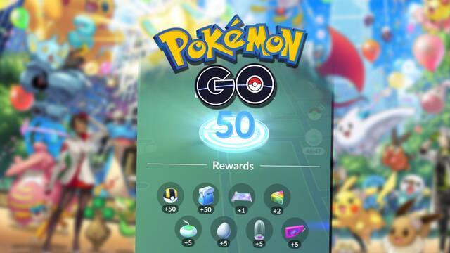 Pokémon GO: Dos jugadores logran llegar al nivel 50 por primera vez